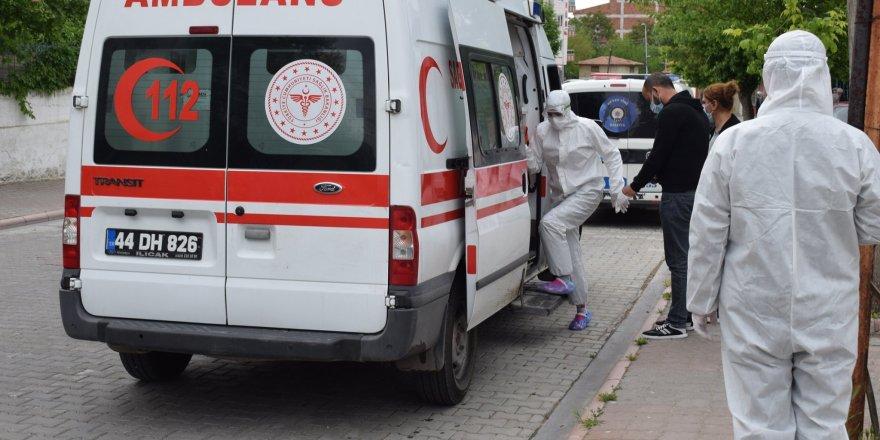 Malatya Doğanşehir'de bir mahalle karantinaya alındı