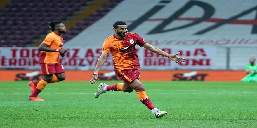 (Maç sonucu) Süper Lig: Galatasaray: 1 - Aytemiz Alanyaspor: 2