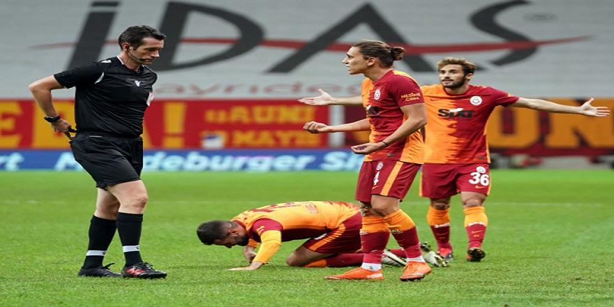 Galatasaray 3 maçtır galibiyete hasret kaldı