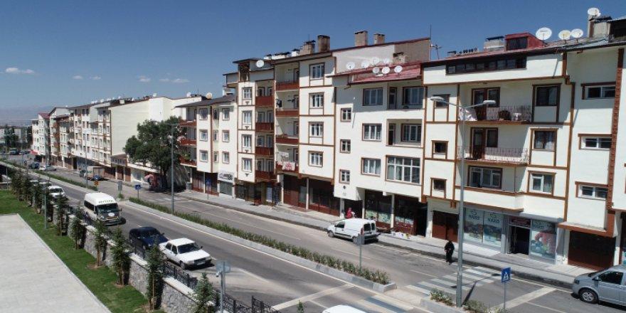 Erzurum'un konut satış sayısının bölge toplamındaki oranı artış kaydetmeyi sürdürdü