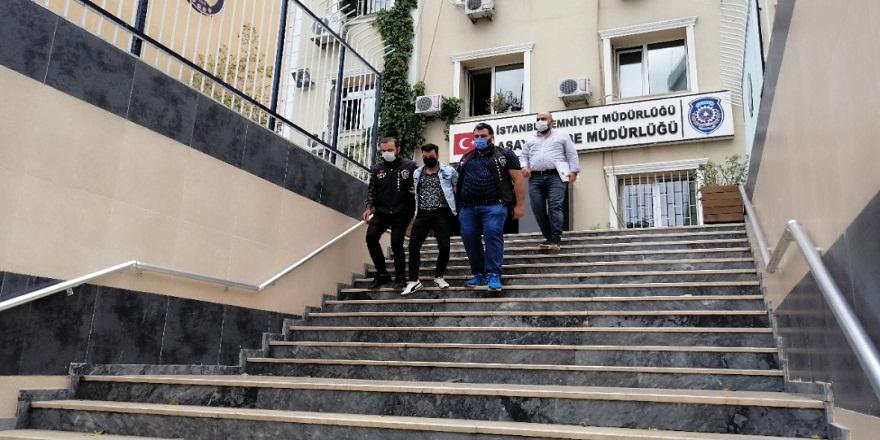 İstanbul Bahçelievler'de babasını öldürüp ortadan kaybolan katil zanlısı tutuklandı