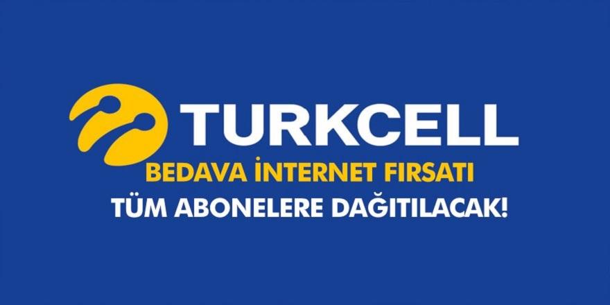 Turkcell Öyle Bir Kampanya Yaptı Ki, Diğer Operatör Kullanıcıları Turkcell'e Geçiş Yapmaya Başladı! Turkcell'den Herkese Ücretsiz Bedava İnternet