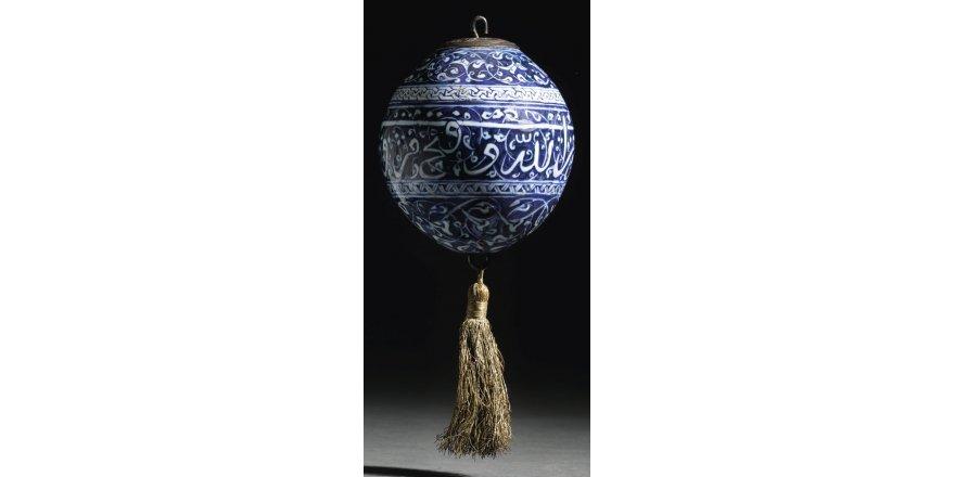 540 yıllık İznik çinisi çömleği, dudak uçuklatıyor