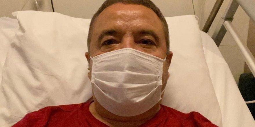Enfeksiyon bulguları devam etmekte olan Başkan Böcek'in sağlık durumu kritikliğini koruyor