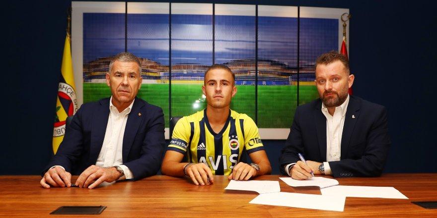 """Yunan futbolcu Dimitris Pelkas, : """"Hedefimiz şampiyonluk"""""""