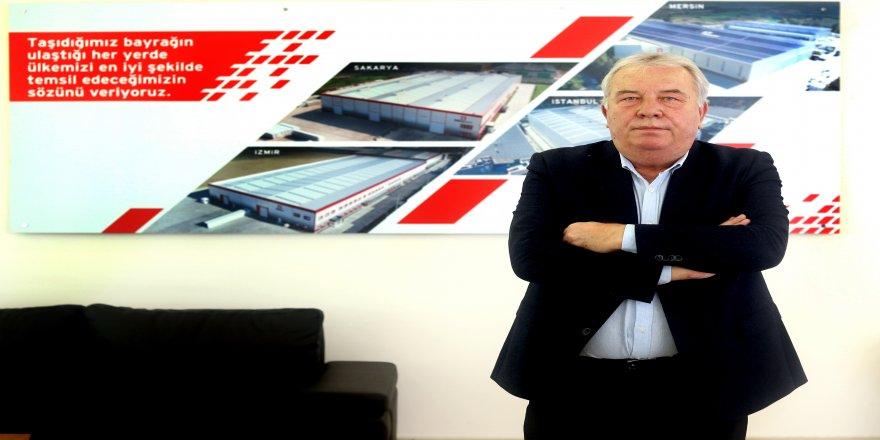 """Orhan Kahveci: """"Yıl sonu ihracat hedefimiz 25 milyon dolar"""""""