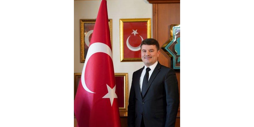 Başkan Evren Dinçer'in projesi altında, Bedir Muhtar Cami ve Külliye projesinin temeli atılıyor