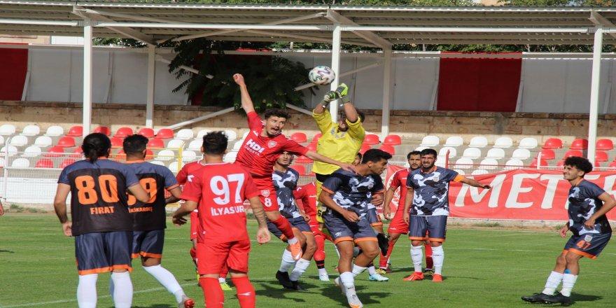 2. Tur mücadelesinde Nevşehir Belediyespor, Kozanspor'u mağlup etti