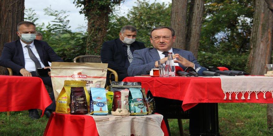 Yaş çay alım sezonu, 21 Ekim 2020 tarihi itibariyle son buldu