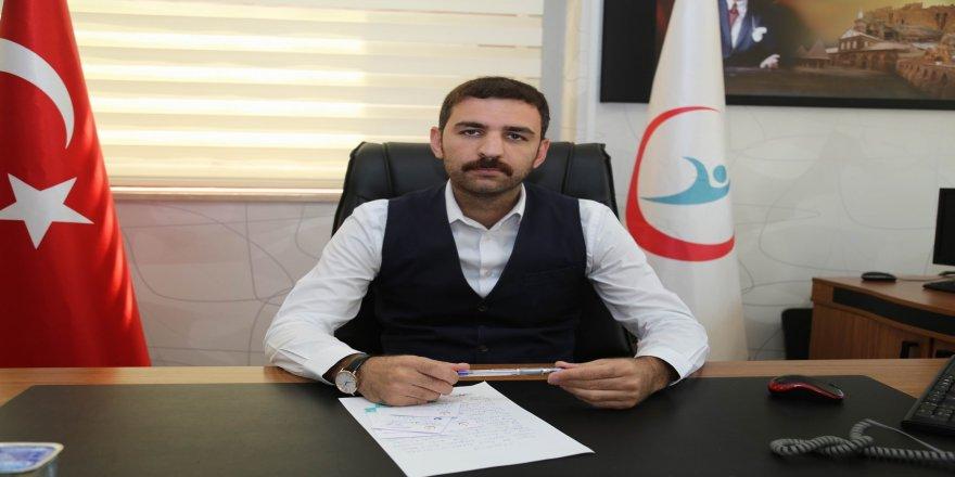 Diyarbakır Gazi Yaşargil Eğitim ve Araştırma Hastanesi Başhekimliğine Dr. Muhammed Asena atandı