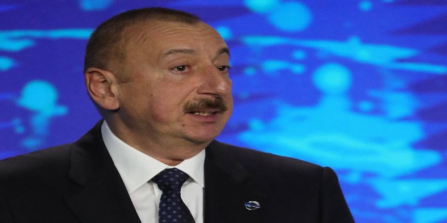 """Cumhurbaşkanı İlham Aliyev duyurdu: """"21 köy ve 1 kasaba işgalden kurtarıldı"""""""