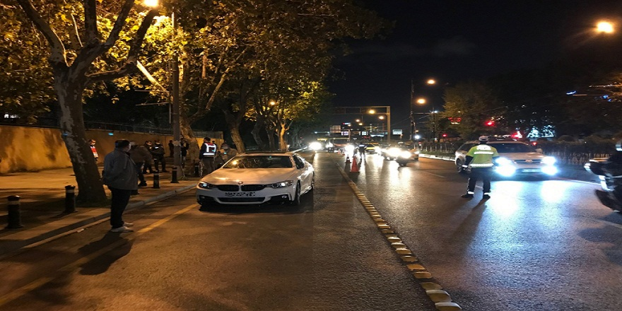 """İstanbul emniyetinden """"Yeditepe Huzur"""" uygulaması..."""