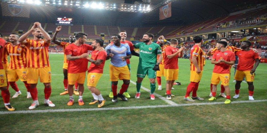 Hes Kablo Kayserispor, bu sezon için son 5 sezon ortalamasının altında kaldı