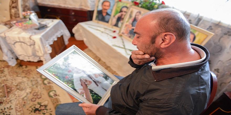 Gence'deki saldırıda ölen 10 aylık Narin bebekle fotoğrafı gündem olmuştu