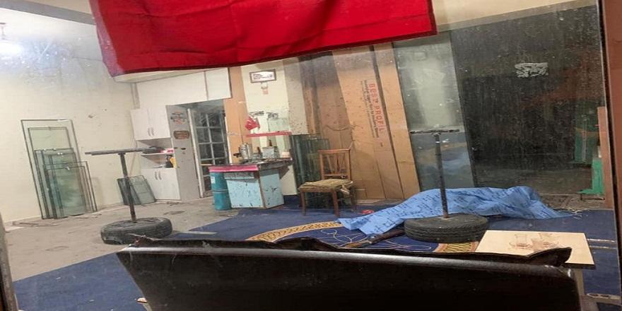 Antalya Korkuteli'nde 22 yaşındaki genç iş yerinde ölü bulundu