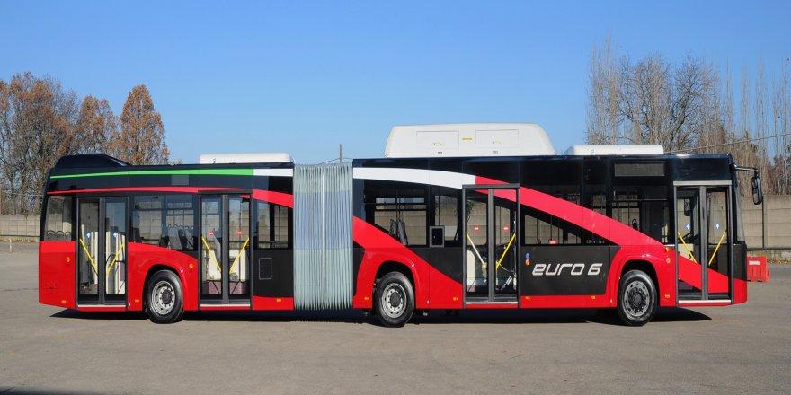 Doğalgazla çalışan, çevre dostu 73 yeni otobüs alınıyor