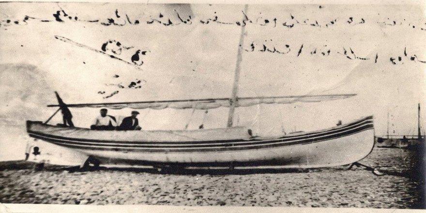 Yelkenli Karadeniz Takası 1960'lı yıllardan sonra ilk defa yapıldı