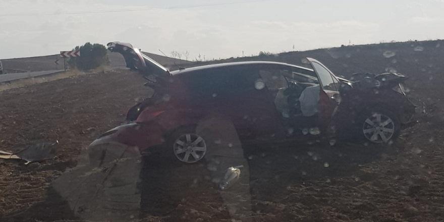 Kayseri Bünyan'da trafik kazası! 1 ölü 3 yaralı