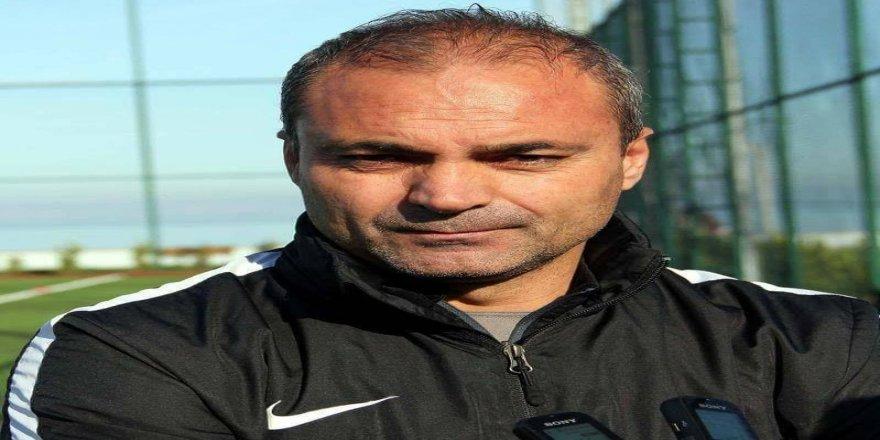 Bandırmaspor'da, teknik direktörlük görevine Erkan Sözer geldi