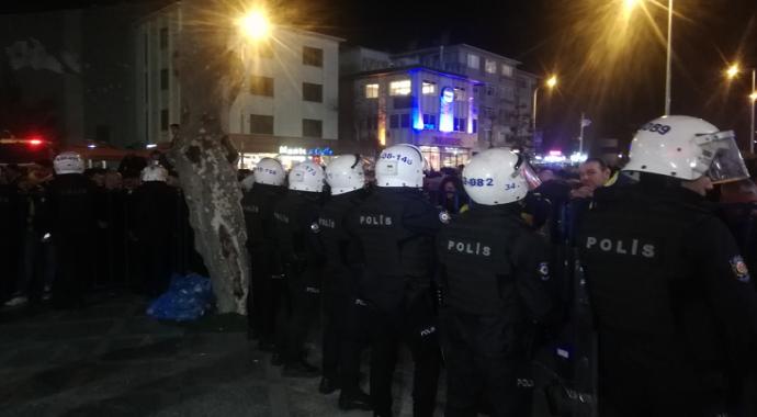 Fenerbahçe taraftarından Ali Koç'a tepki