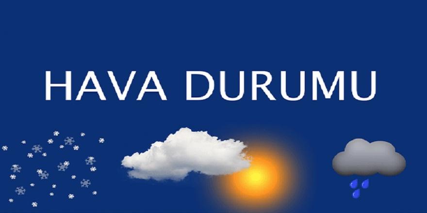 23 Ekim 2020 Yurtta hava durumu