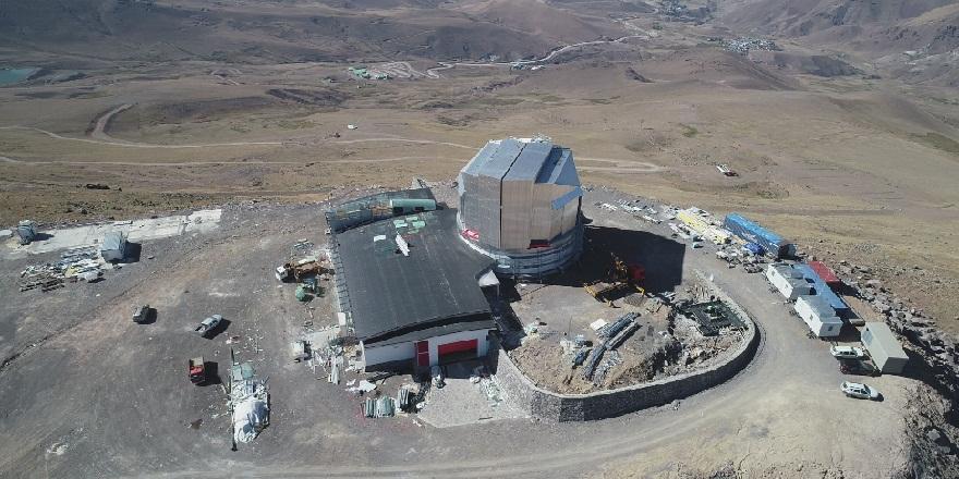 """Bakan Varank: """"Doğu Anadolu Gözlemevi dünyanın en önemli uzay merkezlerinden birisi olacak"""""""