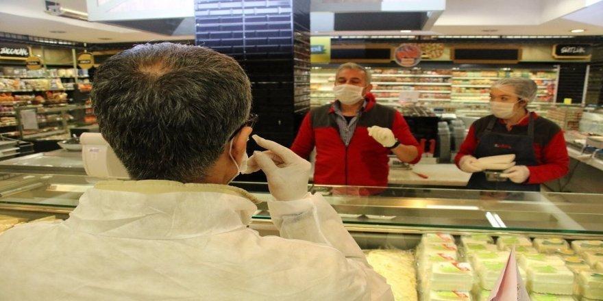 38 gıda işletmesine 539 bin TL ceza kesildi