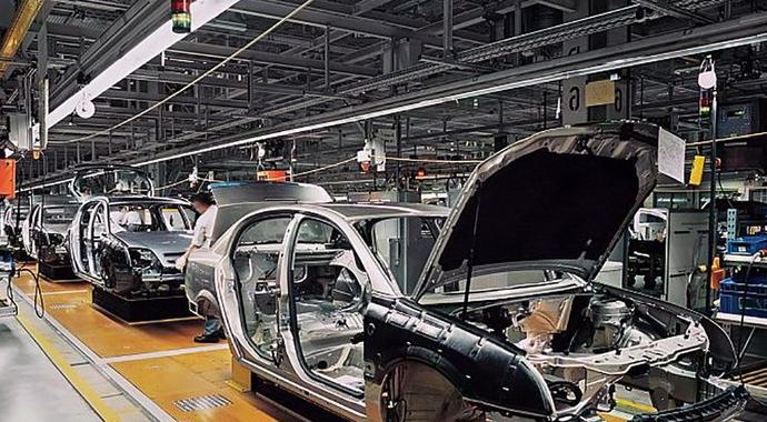 Otomotiv Üretimi Yüzde 8 Azaldı!