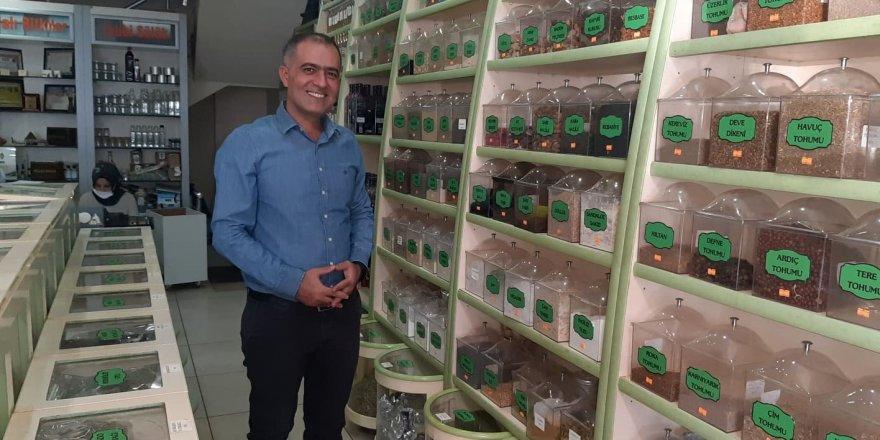 Mardin'de Pandemi sürecinde şifalı bitkilere rağbet arttı