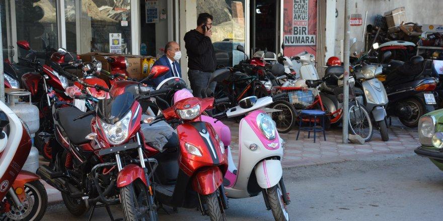 'Motosiklet ve Bisiklet satışlarında patlama yaşanıyor'