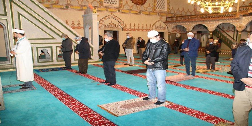 Konya'da, 'Nasreddin Hoca'nın Torunları Sabah Namazında Buluşuyor' etkinliği yapıldı