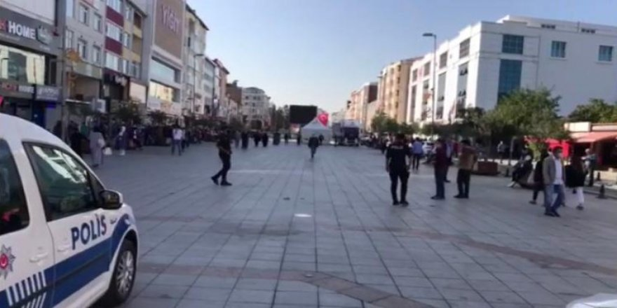 Kovid-19 uyarısı Sultanbeyli'de, anonslar ile yapıldı