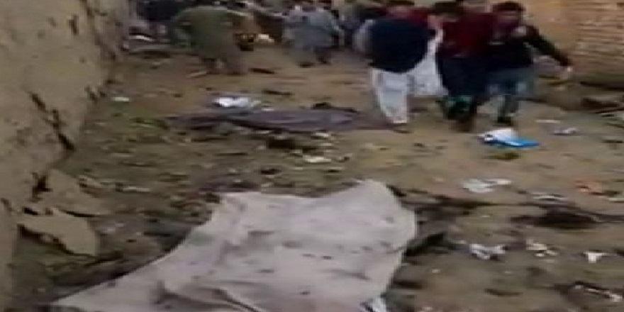 Afganistan'ın başkenti Kabil'de intihar saldırısı: 10 ölü, 20 yaralı