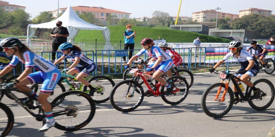 Dağ Bisikleti Maraton Şampiyonası, Ayçiçeği Bisiklet Vadisi'nde, hareket etti