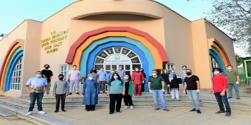 Yıldırım Belediyesi'nde, Kültür sanat kursları başladı