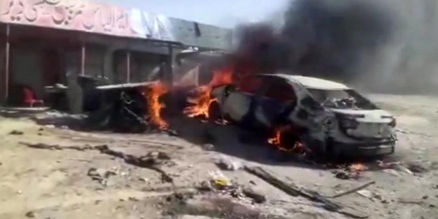 Pakistan'ın Ketta kentinde patlama! 4 ölü, 5 yaralı
