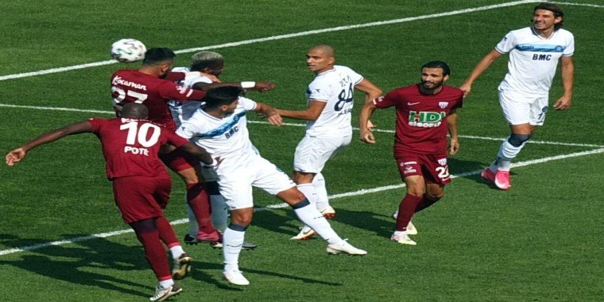 Türkiye Futbol Federasyonu 1. Lig: Bandırmaspor: 0 - Adana Demirspor : 3