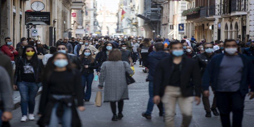 İtalya genelinde günlük vaka sayısında yeni rekor