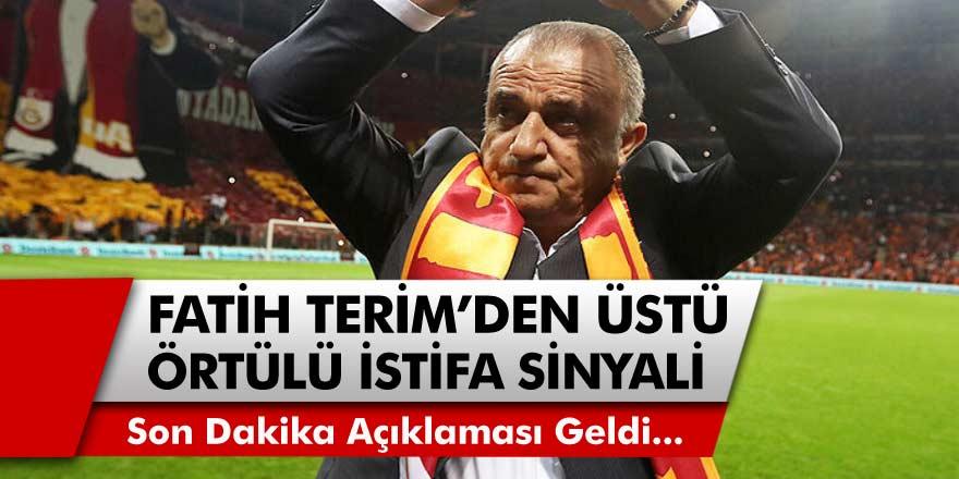 Fatih Terim Kovuluyor mu? Son Dakika Galatasaray Yönetimi Fatih Terim'i Kovacak Mı?