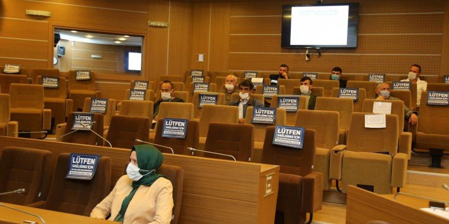 Kocaeli Büyükşehir Belediyesi, Cenaze Hizmetleri personeline etkili iletişim eğitimi verdi