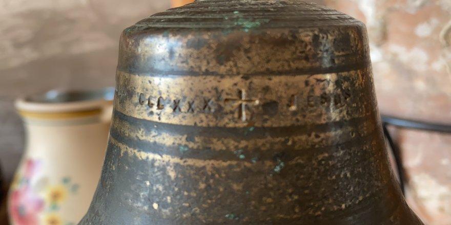 Hurdacı tarafından bulunan 2 bin yıllık olduğu düşünülen, 'Çan' müzeye teslim edildi