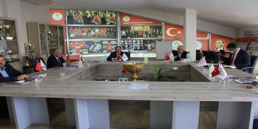 Türkiye Güreş Federasyonu, Koca Yusuf'un mezarını bulmak ve yurda getirmek için komisyon kurdu