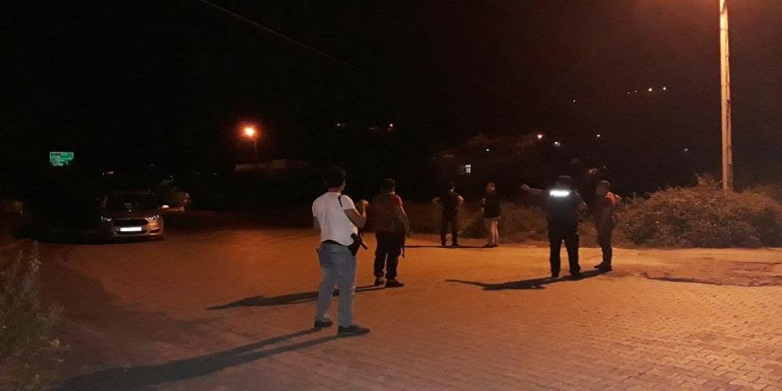Hatay Payas'ta jandarma uygulama noktasına silahlı saldırı! 1 asker yaralı