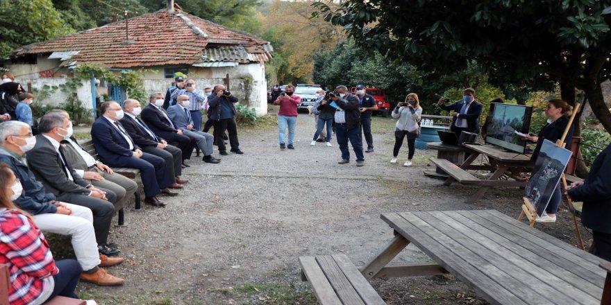 Zonguldak'ta Uzun Mehmet Eğitim Köyü projesinin sunumu yapıldı