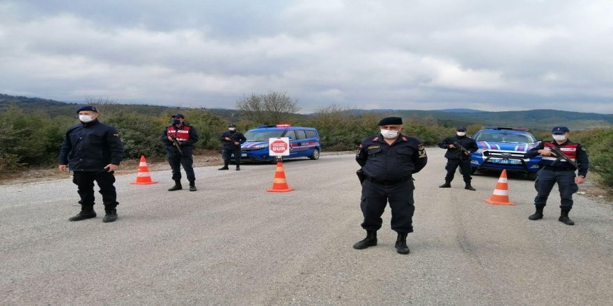 Çanakkale Yenice'de üç köy karantina altına alındı