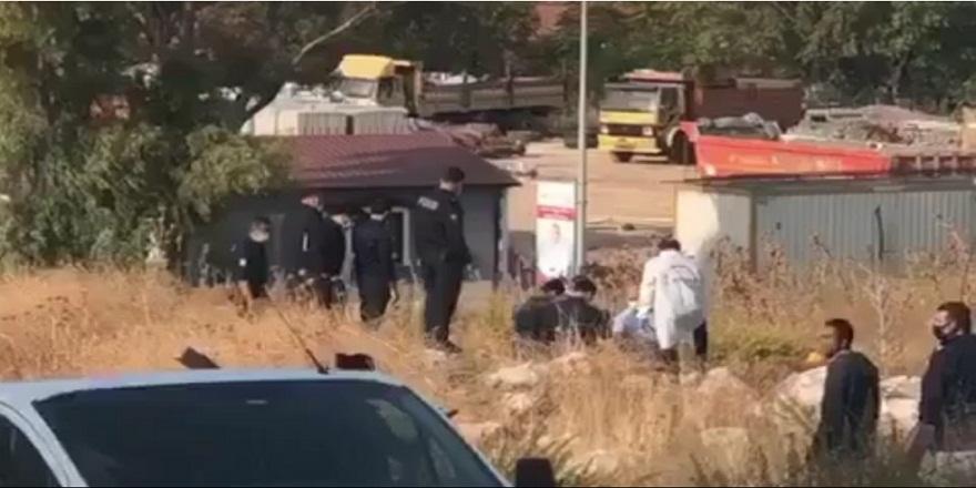 İzmir'de 3 gündür kayıp olarak aranan yaşlı adamın cansız bedeni boş bir arazide bulundu