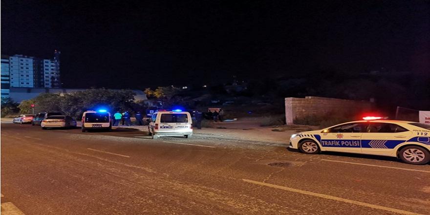Kayseri'de, şüpheli araç polisi harekete geçirdi