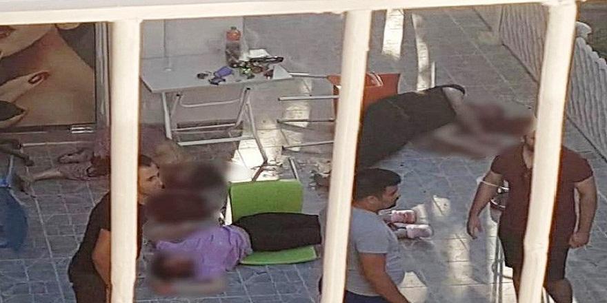 İzmir Gaziemir'de, Astsubayın kurşunlarına hedef olan genç kız hayatını kaybetti