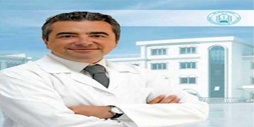 """Üroloji Anabilim Dalı Uzmanı Doç. Dr. Çetin Volkan Öztekin """"İdrarda görülen kanama mesane kanserinin habercisi olabilir"""""""