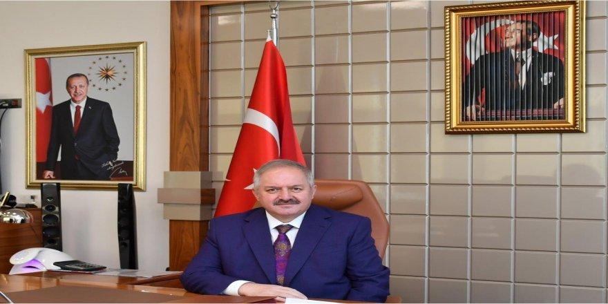 OSB Yönetim Kurulu Başkanı Tahir Nursaçan'dan, Mevlit kandili mesajı